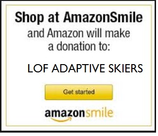 shop and support LOF Adaptive Skiers